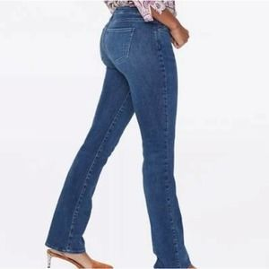 NYDJ Barbara Bootcut Jeans with Lift Tuck